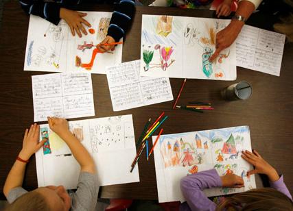 Art Education Creative Drawing