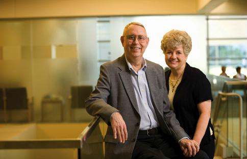 Eric and Cheryl Skousen