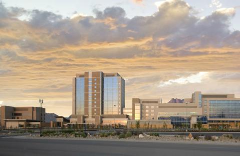 JL Sorensen Heart and Lung Center